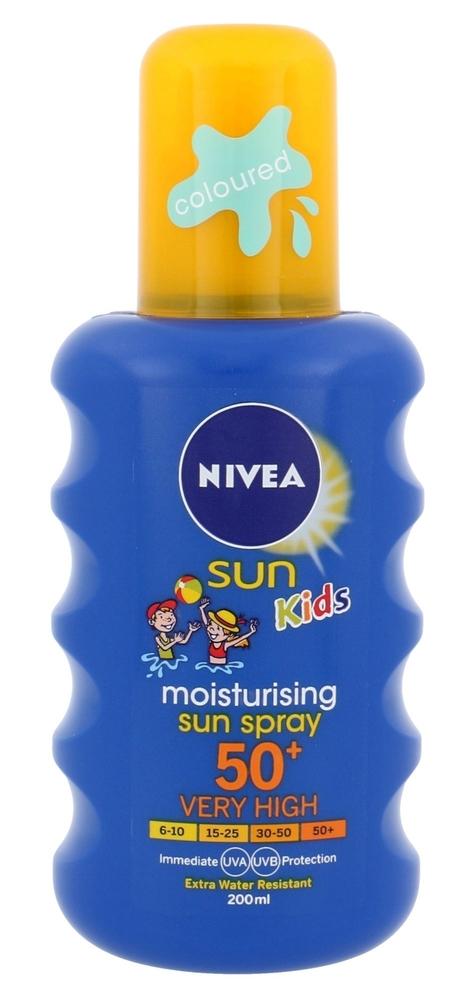 Nivea Sun Kids Sun Body Lotion 200ml Spf50+