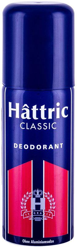 Hattric Classic Deodorant 150ml (Deo Spray)