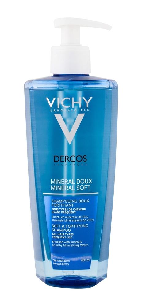 Vichy Dercos Mineral Soft Shampoo 400 ml