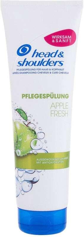 Head & Shoulders Apple Fresh Anti-Dandruff Conditioner 275ml (Dandruff)