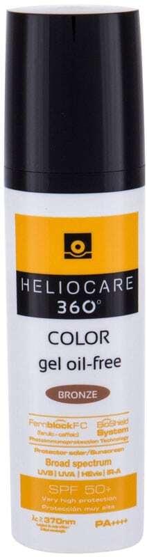 Heliocare 360 SPF50+ Face Sun Care Bronze 50ml