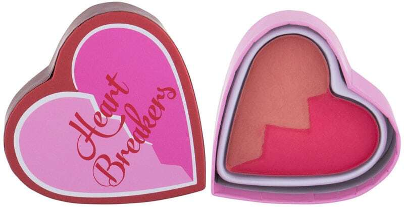 I Heart Revolution Heartbreakers Matte Blush Blush Charming 10gr