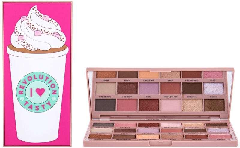 I Heart Revolution Tasty Eye Shadow Coffee 22gr