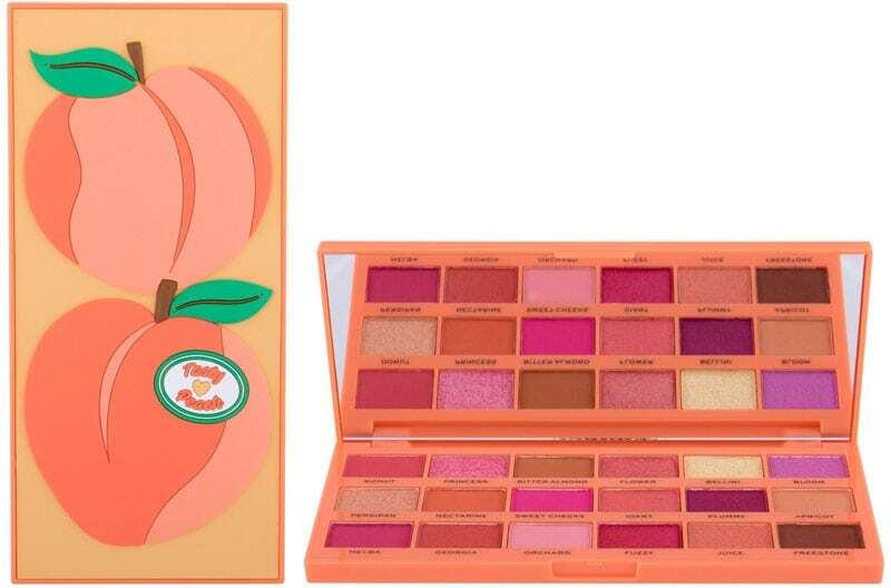 I Heart Revolution Tasty Eye Shadow Peach 22gr