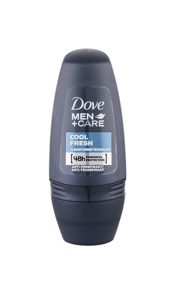 Dove Men + Care Cool Fresh Antiperspirant 50ml Alcohol Free 48h (Roll-on)
