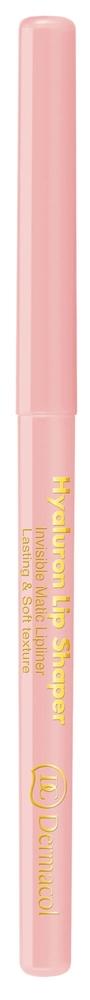 Dermacol Hyaluron Lip Pencil 1gr Transparent