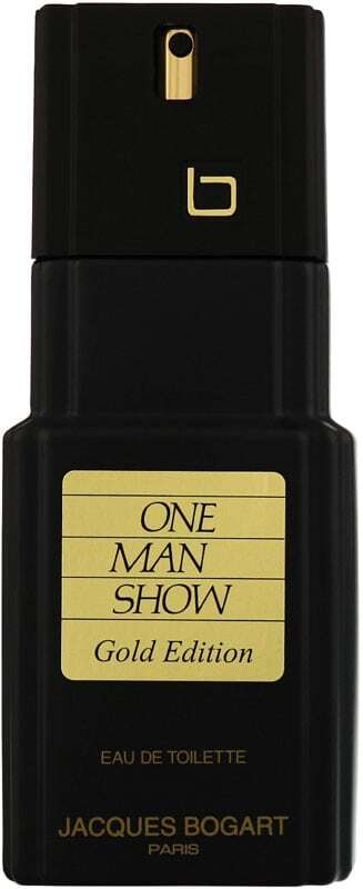 Jacques Bogart One Man Show Gold Edition Eau de Toilette 100ml
