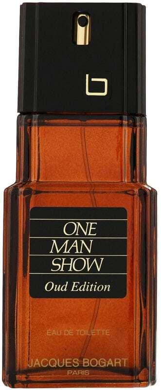 Jacques Bogart One Man Show Oud Edition Eau de Toilette 100ml