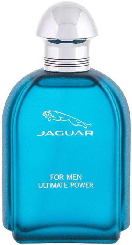 Jaguar For Men Ultimate Power Eau de Toilette 100ml