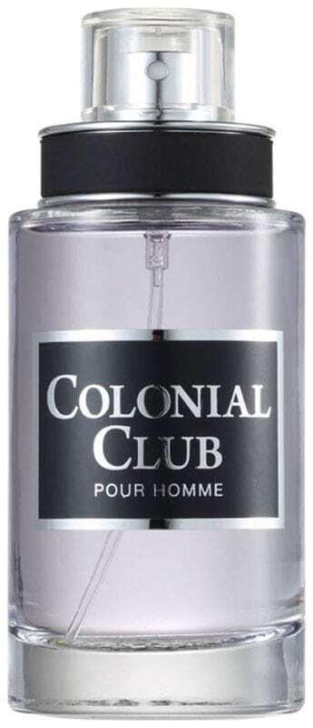 Jeanne Arthes Colonial Club Eau de Toilette 100ml