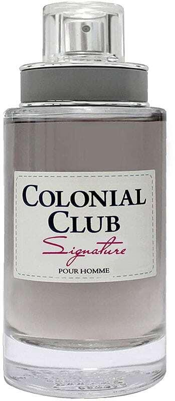 Jeanne Arthes Colonial Club Signature Eau de Toilette 100ml