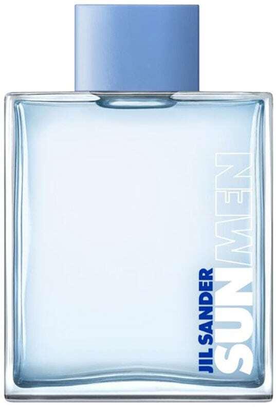 Jil Sander Sun Men Lavender & Vetiver Limited Edition Eau de Toilette 125ml