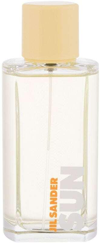 Jil Sander Sun Sea Salt & Genista Limited Edition Eau de Toilette 125ml