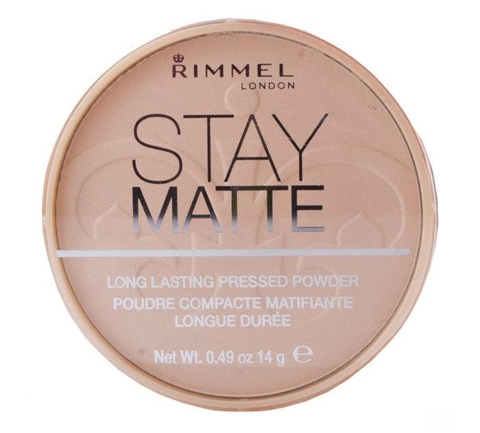 Rimmel London Stay Matte Powder 14gr 009 Amber