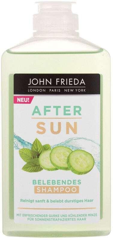 John Frieda After Sun Shampoo 250ml (All Hair Types)