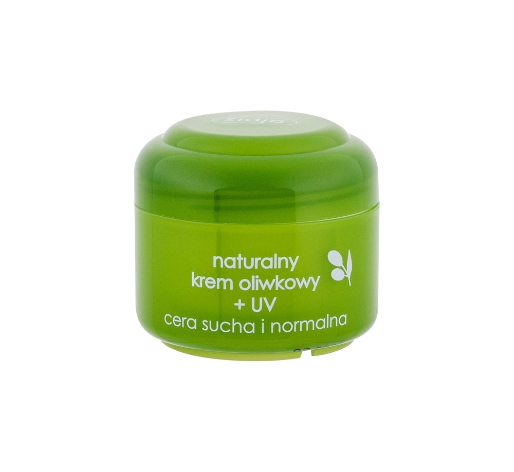 Ziaja Natural Olive Day Cream 50ml +uv (Normal - Dry - For All Ages)