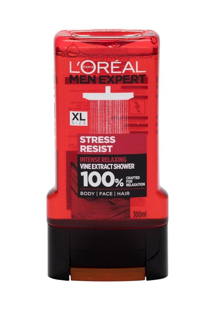 L/oreal Paris Men Expert Stress Resist Shower Gel 300ml