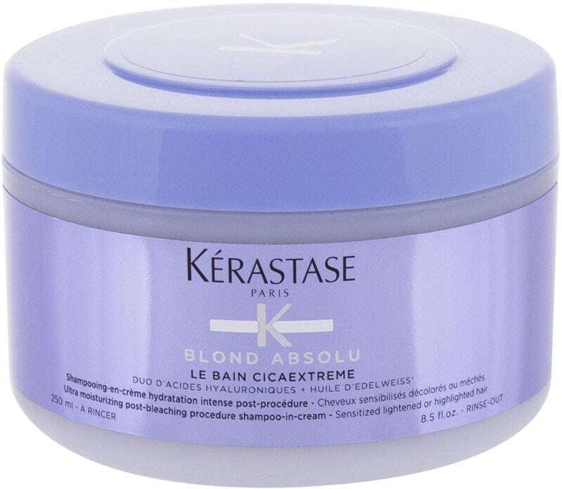 Kérastase Blond Absolu Le Bain Cicaextreme Shampoo-In-Cream Shampoo 250ml (Blonde Hair)