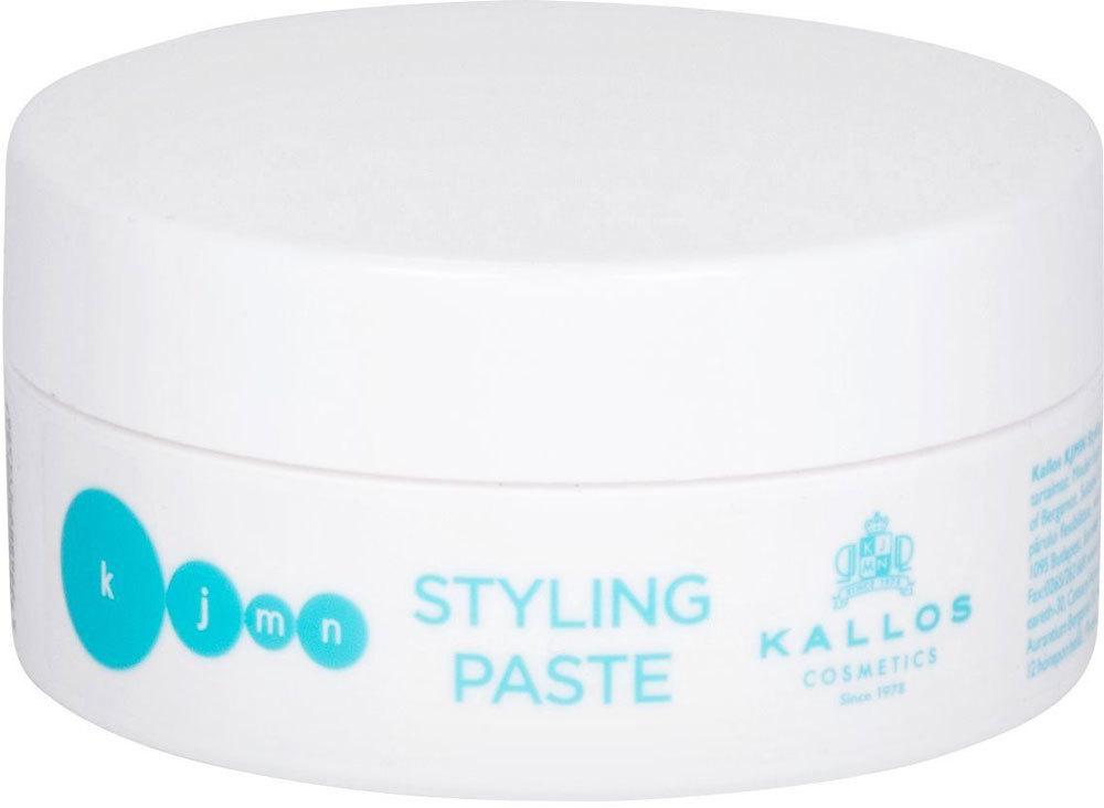 Kallos Cosmetics KJMN Styling Paste Hair Wax 100ml (Light Fixation)