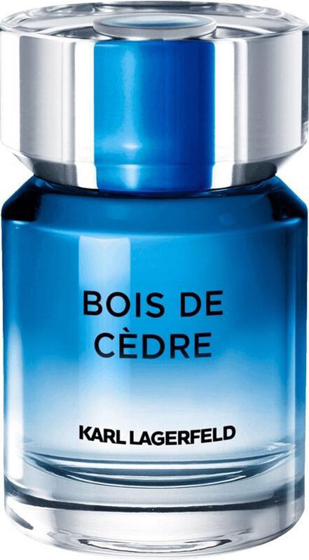 Karl Lagerfeld Les Parfums Matieres Bois de Cedre Eau de Toilette 50ml
