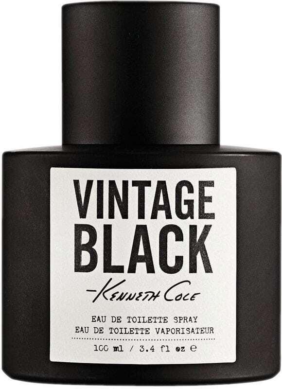 Kenneth Cole Vintage Black Eau de Toilette 100ml