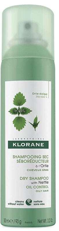 Klorane Nettle Dry Shampoo 150ml (Oily Hair - All Hair Types)