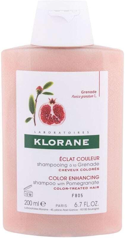 Klorane Pomegranate Color Enhancing Shampoo 200ml (Colored Hair - Highlighted Hair)