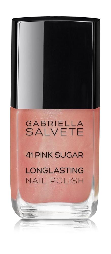 Gabriella Salvete Longlasting Enamel Nail Polish 11ml 41 Pink Sugar