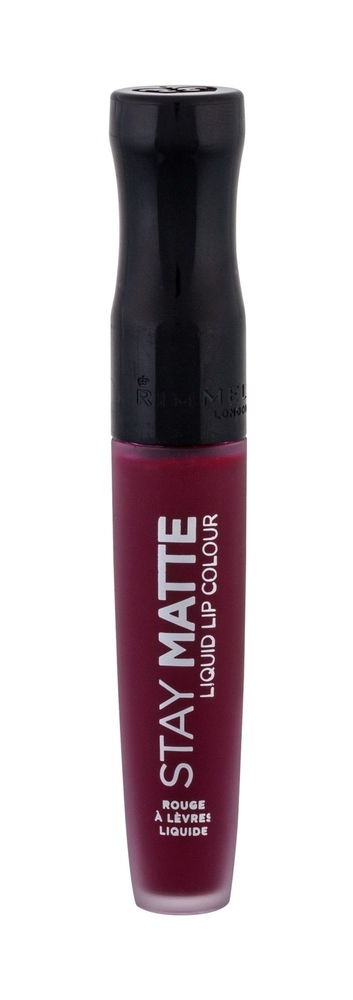 Rimmel London Stay Matte Lipstick 5,5ml 810 Plum This Show (Matt)