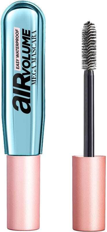 L´oréal Paris Air Volume Easy Waterproof Mascara Black 7,9ml (Waterproof)