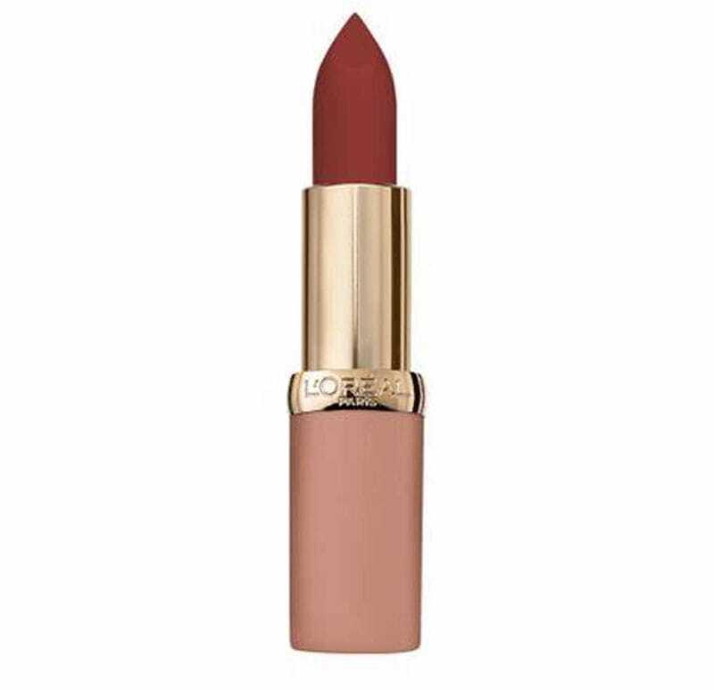 L´oréal Paris Color Riche Ultra Matte Nude Lipstick 04 No Cage 3,6gr
