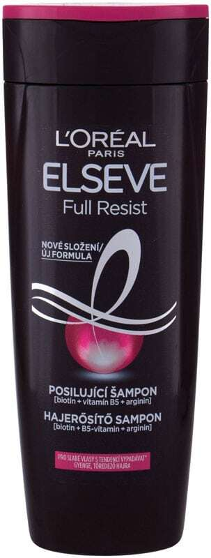 L´oréal Paris Elseve Arginine Resist X3 Shampoo 400ml (Weak Hair - Anti Hair Loss)