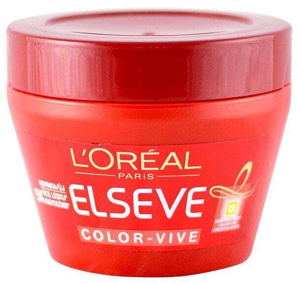 L´oréal Paris Elseve Color-Vive Hair Mask 300ml (Colored Hair - Highlighted Hair)