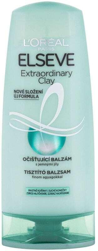 L´oréal Paris Elseve Extraordinary Clay Conditioner 200ml (Oily Hair)