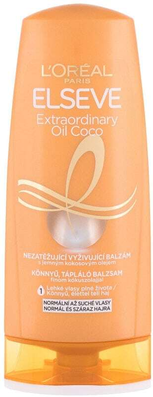 L´oréal Paris Elseve Extraordinary Oil Coconut Conditioner 200ml (Normal Hair - Dry Hair)