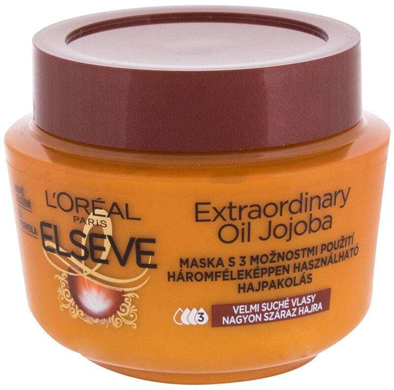 L´oréal Paris Elseve Extraordinary Oil Jojoba Hair Mask 300ml (Dry Hair)