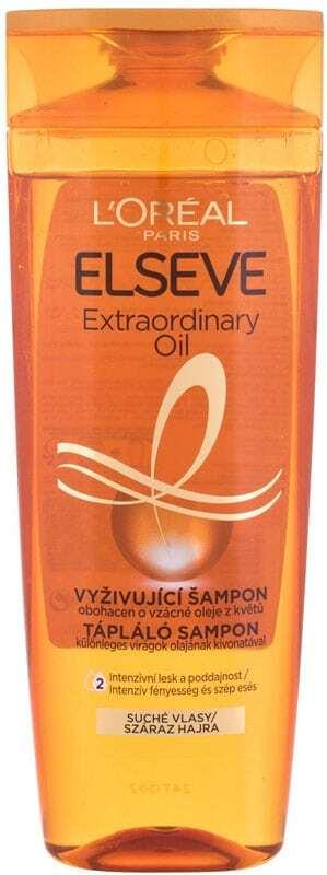 L´oréal Paris Elseve Extraordinary Oil Shampoo 400ml (Dry Hair)