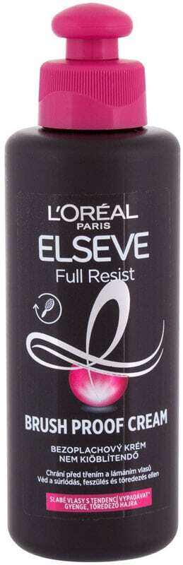 L´oréal Paris Elseve Full Resist Brush Proof Leave-in Hair Care 200ml (Weak Hair - Damaged Hair)
