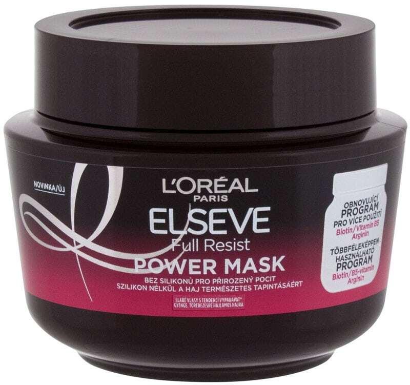 L´oréal Paris Elseve Full Resist Power Mask Hair Mask 300ml (Weak Hair - Anti Hair Loss)