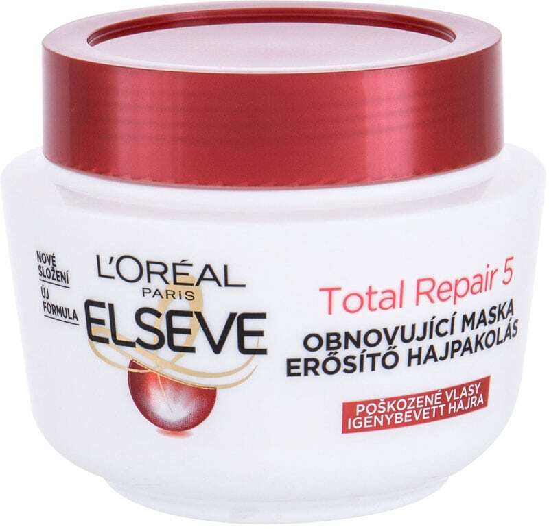 L´oréal Paris Elseve Total Repair 5 Hair Mask 300ml (Weak Hair - Damaged Hair)