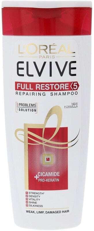 L´oréal Paris Elseve Total Repair 5 Shampoo 250ml (Weak Hair - Damaged Hair)
