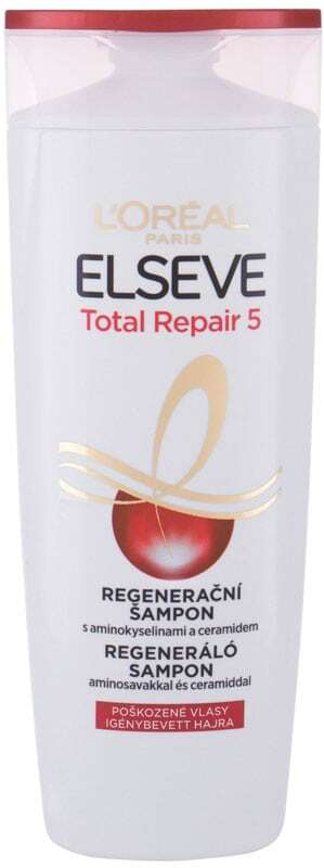 L´oréal Paris Elseve Total Repair 5 Shampoo 400ml (Weak Hair - Damaged Hair)