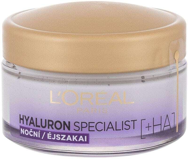 L´oréal Paris Hyaluron Specialist Night Skin Cream 50ml (Wrinkles - Mature Skin)
