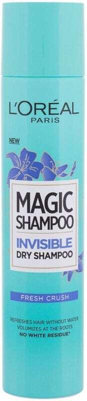 L´oréal Paris Magic Shampoo Fresh Crush Dry Shampoo 200ml (Oily Hair - All Hair Types)