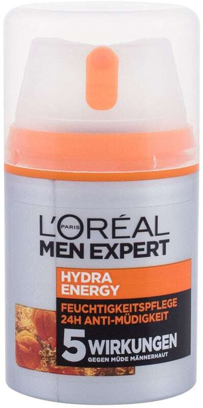 L´oréal Paris Men Expert Hydra Energy BVB 09 Limited Edition Day Cream 50ml (For All Ages)