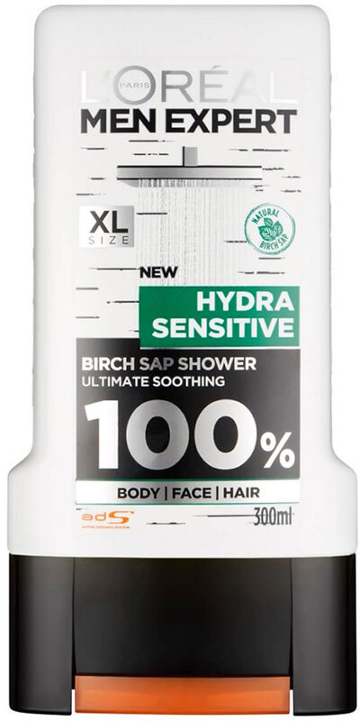 L´oréal Paris Men Expert Hydra Sensitive Shower Gel 300ml