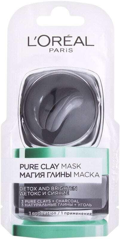 L´oréal Paris Pure Clay Detox Mask Face Mask 6ml (For All Ages)