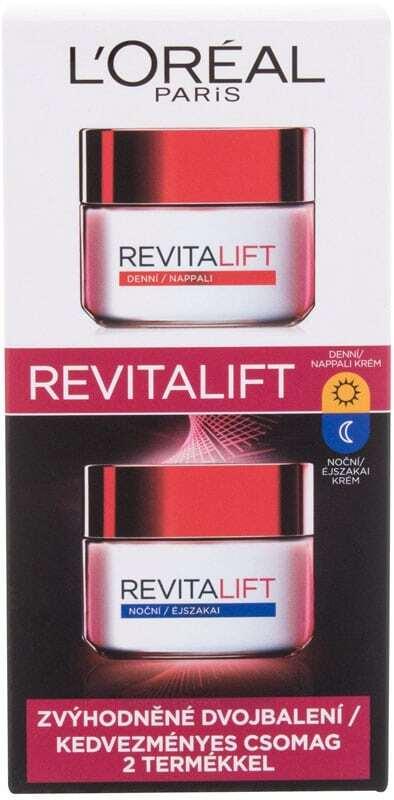 L´oréal Paris Revitalift Duo Set Day Cream 50ml Combo: Day Cream Revitalift 50 Ml + Night Cream Revitalift 50 Ml (Mature Skin)
