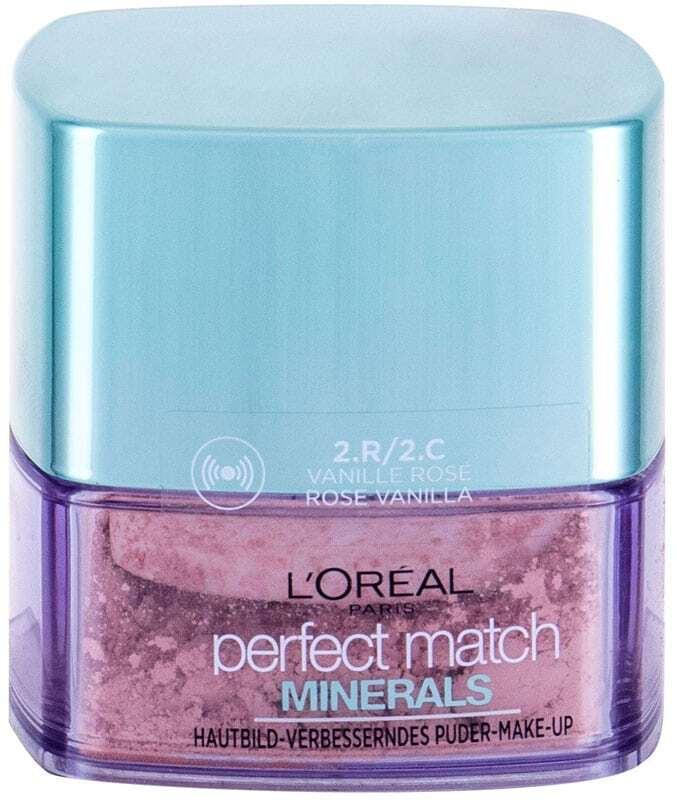 L´oréal Paris True Match Minerals Skin-Improving Makeup 2.R/2.C Rose Vanilla 10gr