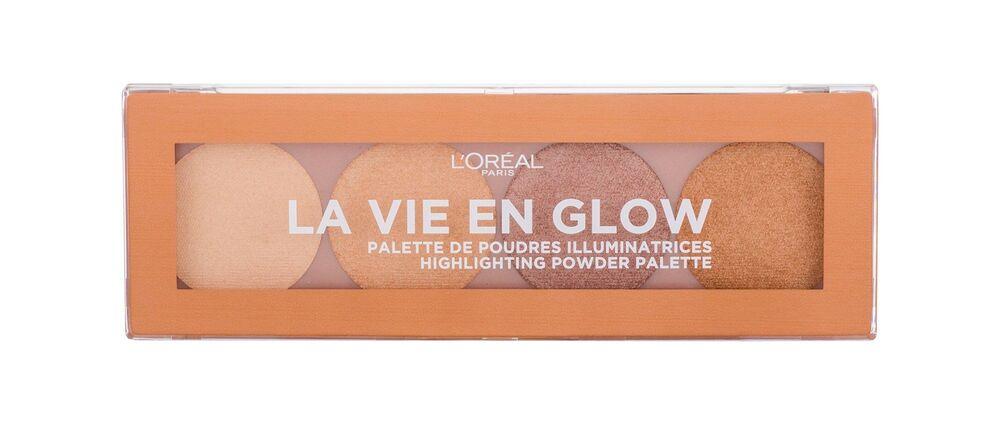 L´oréal Paris Wake Up & Glow La Vie En Glow Brightener 001 Warm Glow 5gr